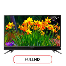 COOCAA LED TV 39 Inch HD - 39W3 [Free Bracket]