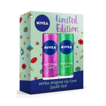 NIVEA Sparklip - Green Package