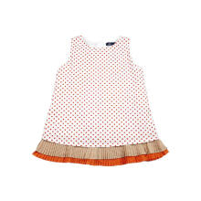 KIDS ICON - Dress Anak Perempuan DYL wirh prisket detail - DGBS0500180