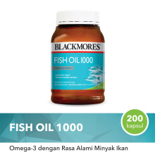BLACKMORES Fish Oil (200)