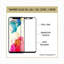 CASA Tempered Glass 5D for Xiaomi Pocophone F1