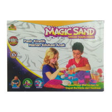 OCEAN TOYS Magic Sand Random OCT9004