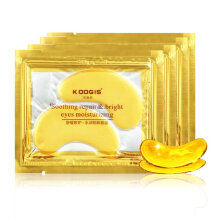 Whitening eye Sucktion masks milk sleeping gold