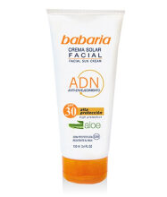 BABARIA Aloe Vera Facial Sun Cream SPF30 100ML Others