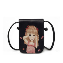 Wei's Featured Fashion Girl Bag Mobile Phone Shoulder Bag Crossbody B-TIMI207