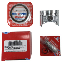 INDOPARTS Piston Kit Motor Standard Spin / Skywave