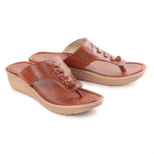 WEDGES KASUAL WANITA - LAN 245