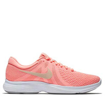 NIKE Women's Revolution 4 Running Shoe - Pink Tint/Guava Ice-Oracle Pink