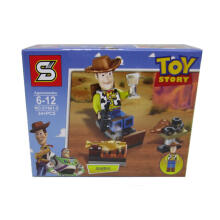 Sy Bricks 661 5 Toys Story Yellow