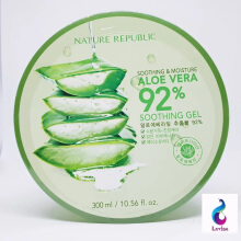 Nature Republic Soothing & Moisture Aloe Vera 92 Soothing Gel 300ml