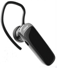 Headset Bluetooth Handsfree Jabra Mini ORIGINAL 100% Garansi 1 Tahun Black