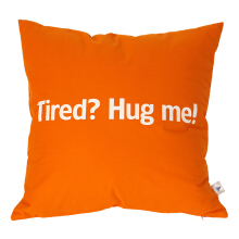 GARUDA Pillow Cushion - Orange