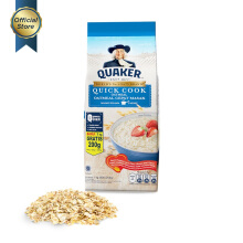 QUAKER Quick Cooking Oatmeal Large Pack 800g+200g