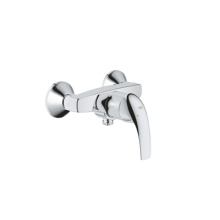GROHE BauCurve Single-lever shower mixer