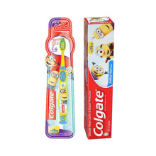 COLGATE Toothpaste Minion 40gr and Toothbrush Minion year 5-9
