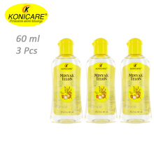 Konicare Minyak Telon 60 ml (3 Pcs)