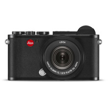 Leica CL Mirrorless Digital Camera with 18-56mm Lens Black