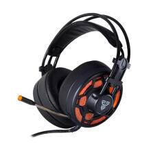 Fantech Gaming Headset NEW HG10 CAPTAIN Black