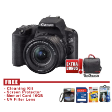 CANON EOS 200D KIT 18-55 IS STM BLACK