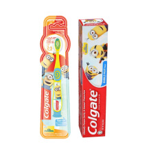 COLGATE Toothpaste Minion 40gr and Toothbrush Minion year 2-5