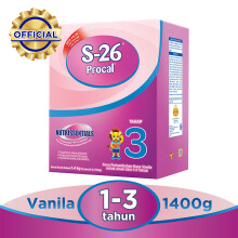 S-26 Procal Tahap 3 Susu Box - 1400gr