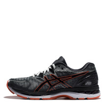 Asics Sepatu GEL-NIMBUS 20 Men's Cushioned Breathable Running Shoes Jogging Shoes T800N-002