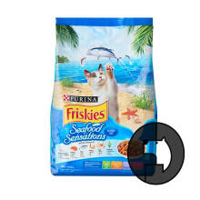 FRISKIES 450 gr adult seafood sensations