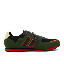 MACBETH Fischer - Military Green Burnt Orange