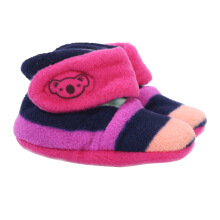 Cuddle Me Sepatu Bayi Fitted Booties - Stripe pink