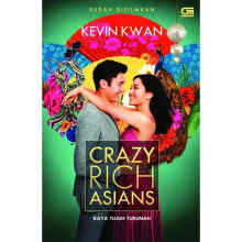 Kaya Tujuh Turunan (Crazy Rich Asians) Kevin Kwan Movie - 616184021