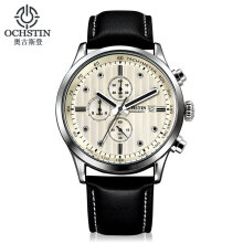 Quartz watches Men's Watch OCHSTIN 042 Luxury Chronograph Clocks Men Quartz Watches Sports Wrist Watches