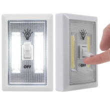 TOKOKADOUNIK LIGHT SWITCH 3W LED LIGHTS - LAMPU LED PORTABLE