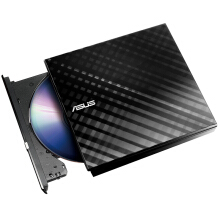 ASUS BW-16D1H-U PRO 16-speed USB3.0 external Blu-ray drive burner black (compatible with Apple system / BW-16D1H-U PRO)