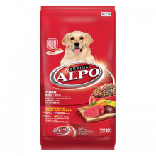 ALPO 10 kg adult beef. liver and vegetable