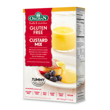 ORGRAN Custard Powder 200gr