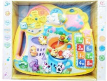 Mainan Piano Cartoon Animal Paradise CY-6069B