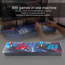 [OUTAD] 999 Games In 1 Professional Design HD Home Game Machine Low Power 1#US