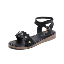 Fashionmall Women's Casual Soft Flat Heel Sandals Summer Shoes