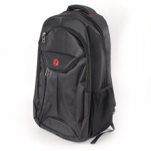 [kingstore] Large capacity leisure travel men's business computer backpack Black