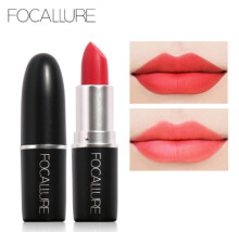 Focallure 18-color bullets matte lipstick fog color lasting makeup 4g