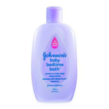 JOHNSON & JOHNSON Bedtime Bath 200ml