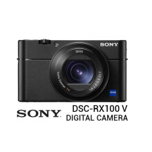 Sony Cyber-shot RX100 Mark V Black