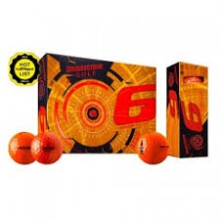 BALL BRIDGESTONE E6 51 ORANGE