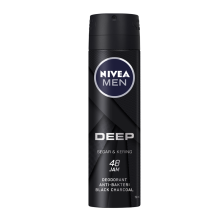 NIVEA MEN Deodorant Deep Spray 150ml