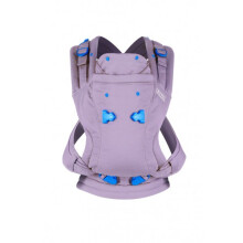 [free ongkir]We Made Me Pao Papoose 3 in 1 Baby Carrier - Lavender