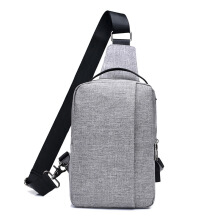 SiYing Business canvas polyester shoulder bag men's chest bag
