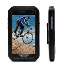Waterproof Phone Case Bicycle Handle Mount Arm Wearing Phone Case For Samsung