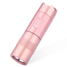 E345 300LM CREE XP-G2 LED Flashlight Waterproof Wear Resistant Lamp  - Pink