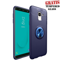 Weika Samsung J6 iring Invisible TPU Soft Case