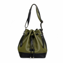 Ceviro Innari Bucket Bag Green